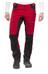 Lundhags Makke lange broek rood/zwart